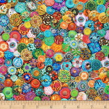Kaufman Sewing Emporium Buttons by Aimee Stewart