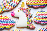 Colorful and yummy @ doctorcookies