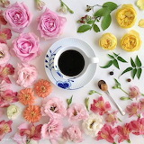 Some Flowers with your Coffee