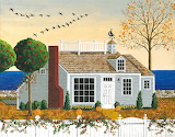 Fall in Cape Cod - Art Poulin