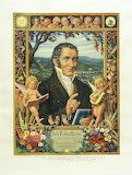 Johann Peter Hebel von Adolf Glattacker Sammlung Dreiländermuseu