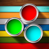 Colours-colorful-paint cans-shutterstock