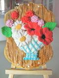 Flowery. By Lydia Oviedo