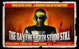 "Sci-fi-retro-poster ""The Day the Earth Stood Still"