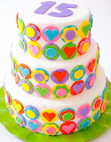 Birthday cake @ Sweet Mafer