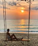 Relax atardecer