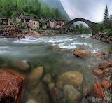 Valchiusella Piedmont Italy