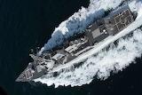 Burke Class Destroyer