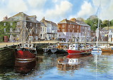 Padstow Harbour (Terry Harrison)