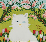 Fluffy2 Maud Lewis