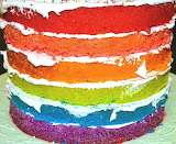 Rotate the rainbow @ A Slice of Bri