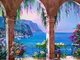 Mediterranean-balcony