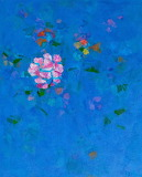 "Art tumblr campsis ""Abstract Flowers"" ""Per Stenius"""