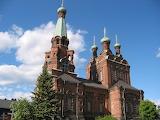 Tampere,  ortodoksi kirkko, Finland
