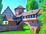 Bridge, Nuremberg