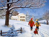 'Pulling Together' by John Sloane...