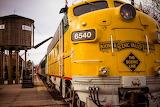 Train Locomotive Boone Iowa