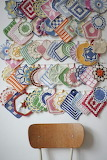 pot holders collection