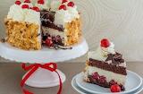"""Potw. """" Amazing cakes and Pies""""-Tort ."""