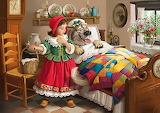 Little Red Riding Hood ~ Doronina Tatiana
