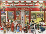 victorians christmas time