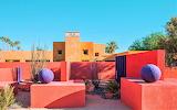 Palm Springs desert houses