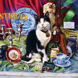 Cat Antique Shoppe