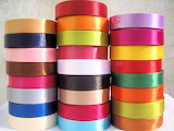 Stacks of Ribbon