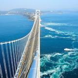 Bridge Across Naruto Straight