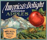 "Apples ""America's Delight"""