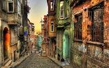 Istanbul,Turkey-old city