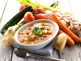 Sopa Vegetal - Vegetable Soup