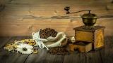 Moulin à café à l' ancienne