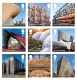 "Architecture ARCHatlas ""Royal Mail celebrates UK contemporary Ar"