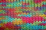 #Rainbow Knit