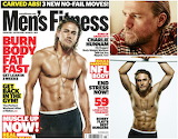 Charlie Hunnam fitness