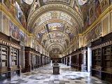 "Library Escorial, Madrid 2016 ""Massimo Listri"""