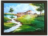 Painting landscape-500x500