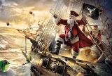Santa's Pirate Dream