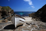 Fishing Boat, Porthgwarra, Cornwall