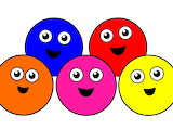 ^ Colors and smiley faces