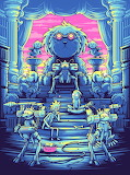 Rick and Morty ~ You Shall Now Call Me Snowball by Dan Mumford