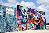 Wynwood Walls Love Colors