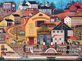 Bostonian Boats - Charles Wysocki