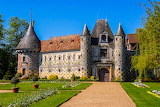 ^ Chateau de St Germain de Livet, France