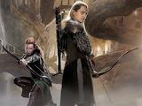 The Hobbit - Desolation of Smaug - elfes