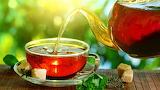 Wallpaper-Tea-sugar-slices-mint-tea-tea-leaves-mat
