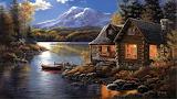 Lake Cabin 8