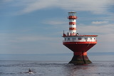 Prince Shoal Lighthouse, Tadoussac, Canada