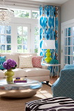 Bright and welcoming living room